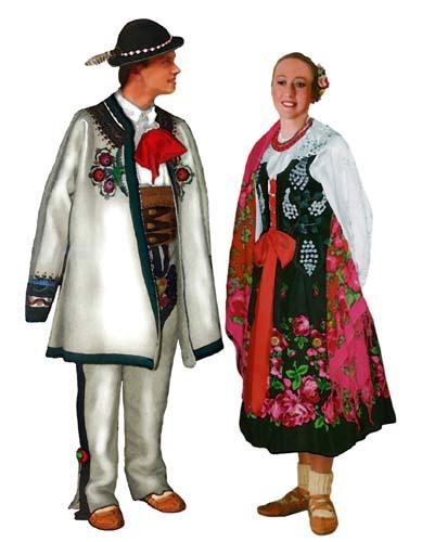 Traditional Polish Clothing